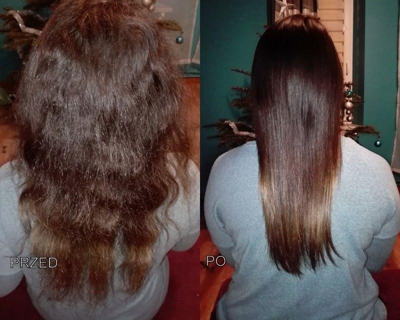 kerartynowe prostowanie włosów świętochłowice