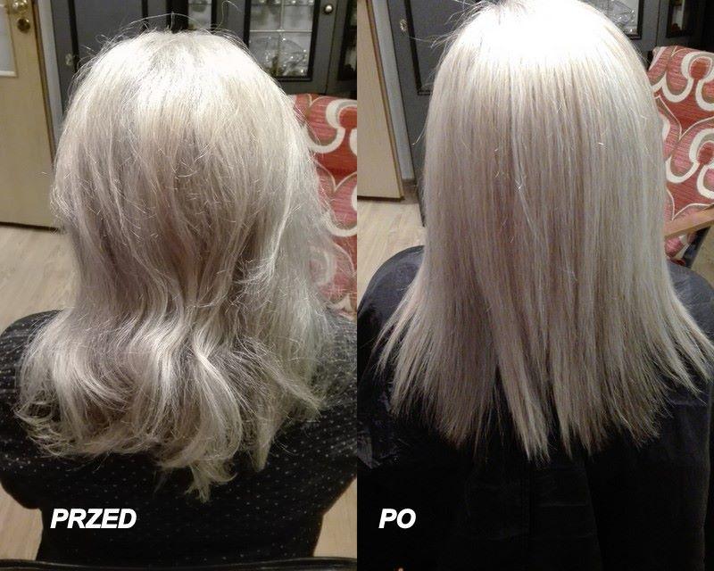 kerartynowe prostowanie włosów Ruda Śląska