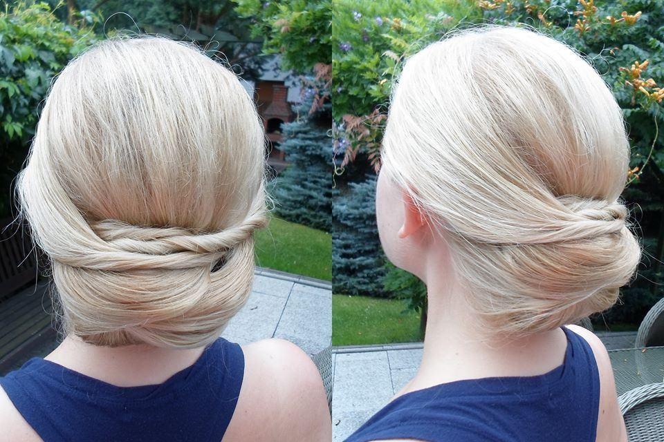 fryzura ślubna ruda śląska