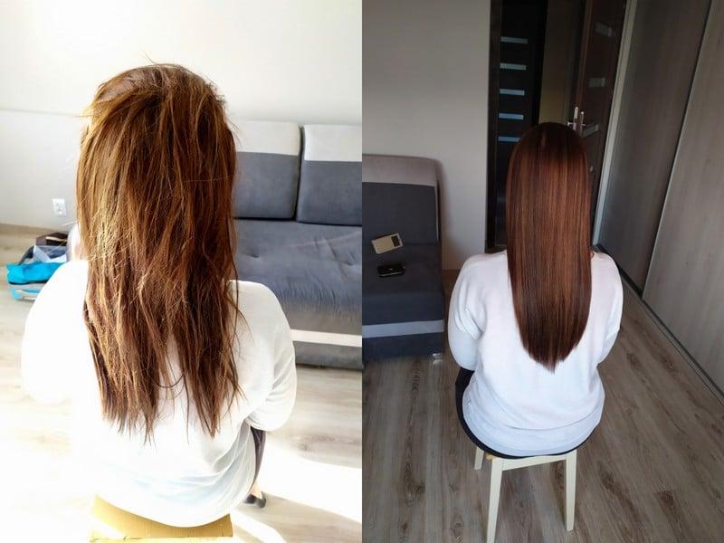 keratynowe prostowanie włosów Ruda Śląska